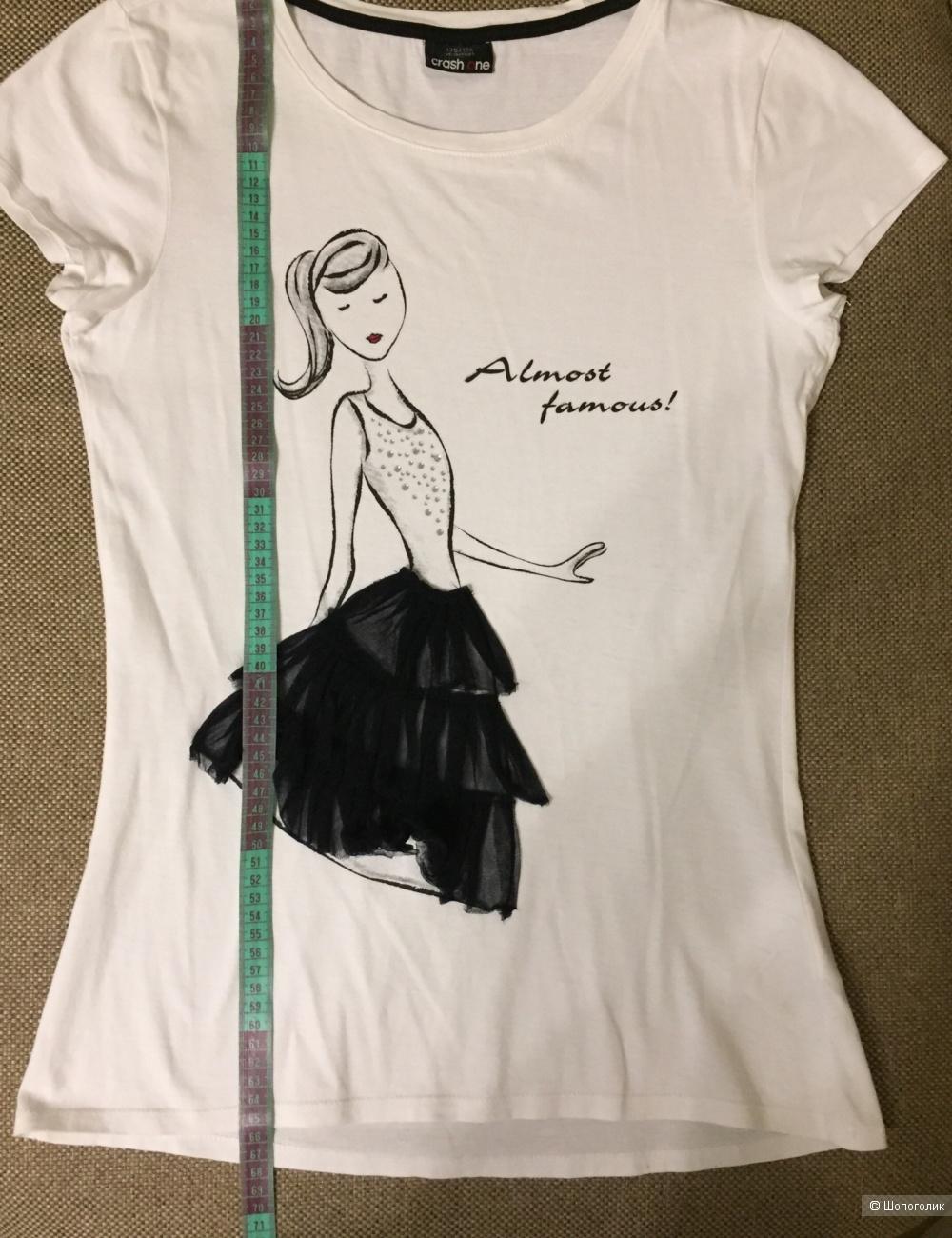 Сет из 2-х футболок 44-46 размер
