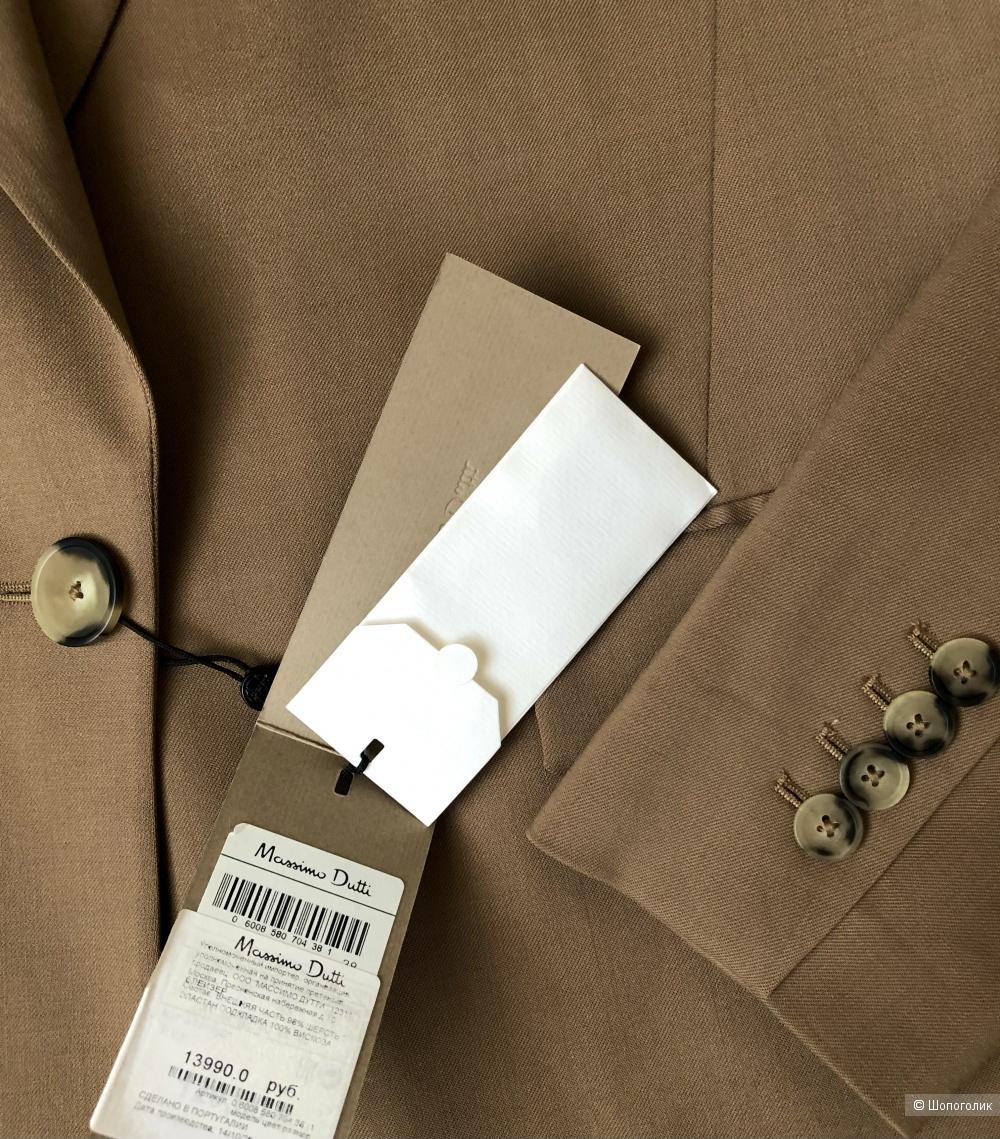 Пиджак блейзер Massimo Dutti,(38)44 размер.