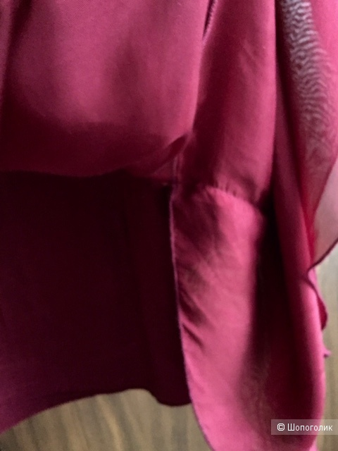 Шёлковая блуза King Kong. S (40-42 RU)