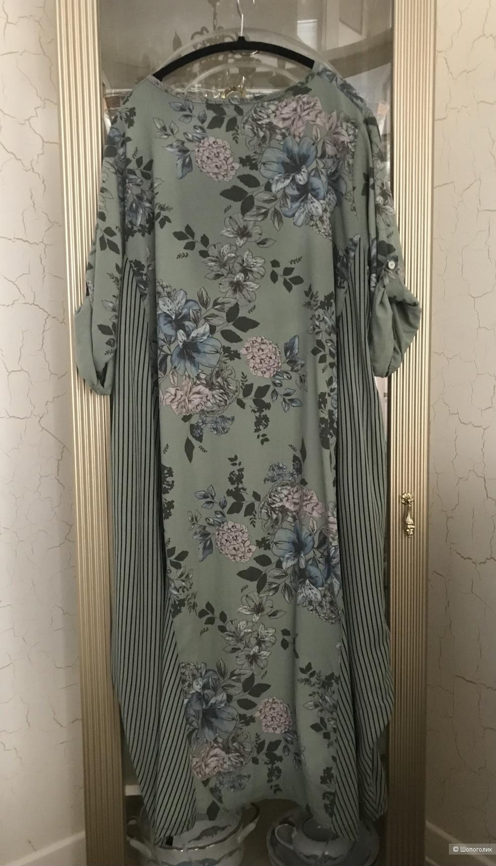 Платье New collection, р. 50-52