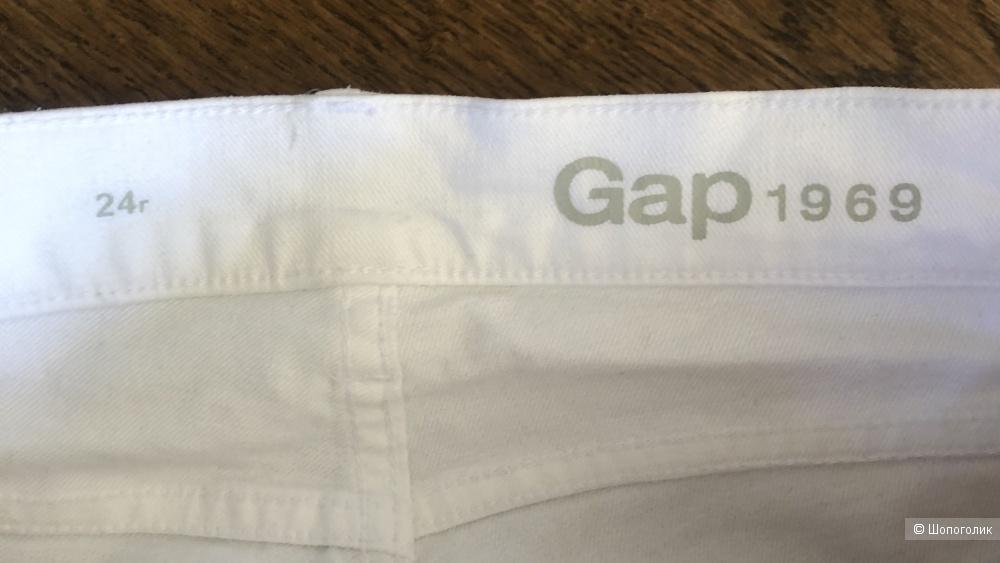 Джинсы GAP размер производителя 24