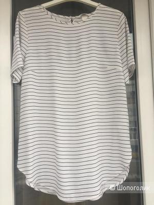 Блузка из вискозы H&M. Размер: EU38 (на 44)