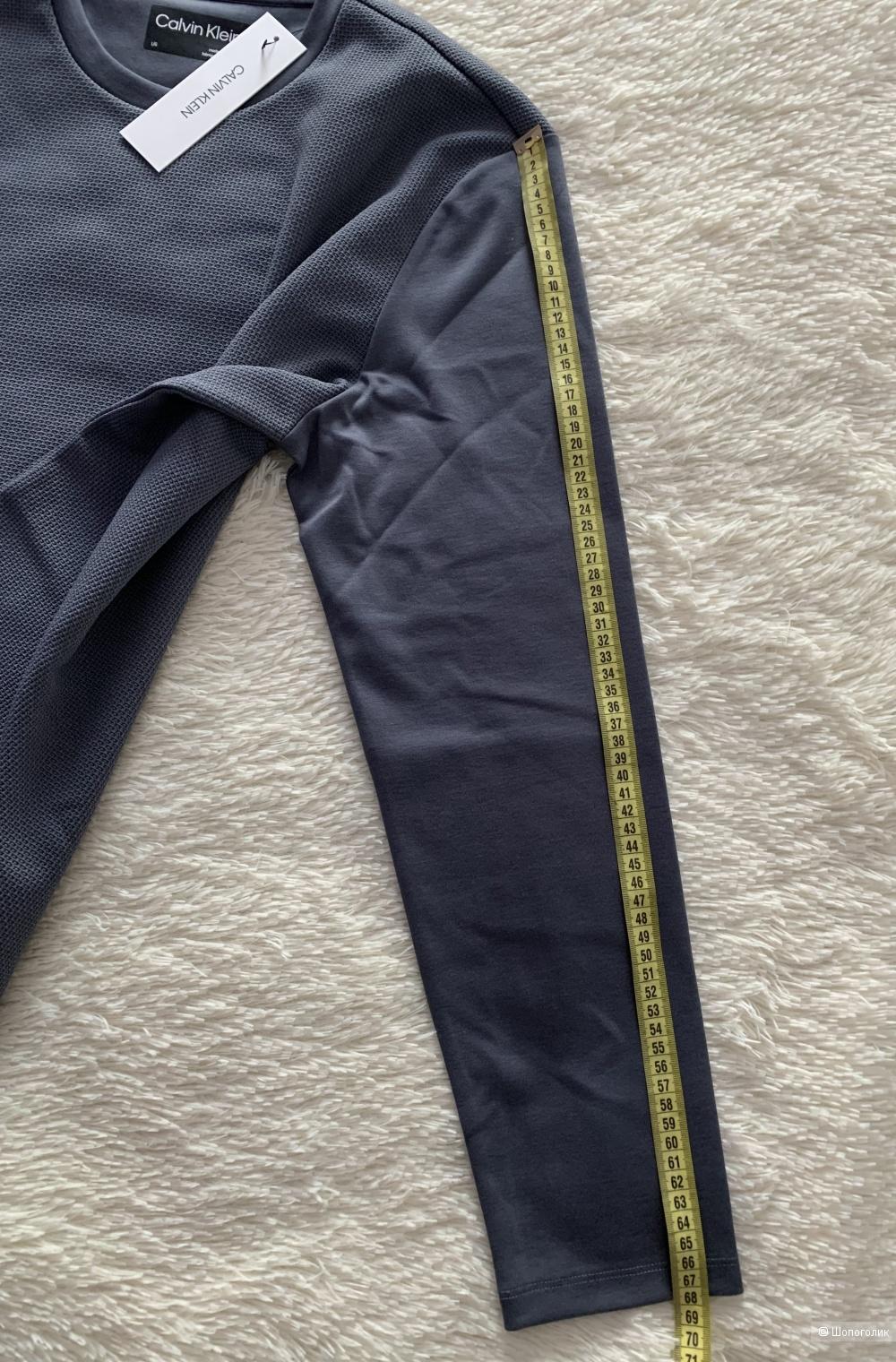Лонгслив Calvin Klein размер L (XL)