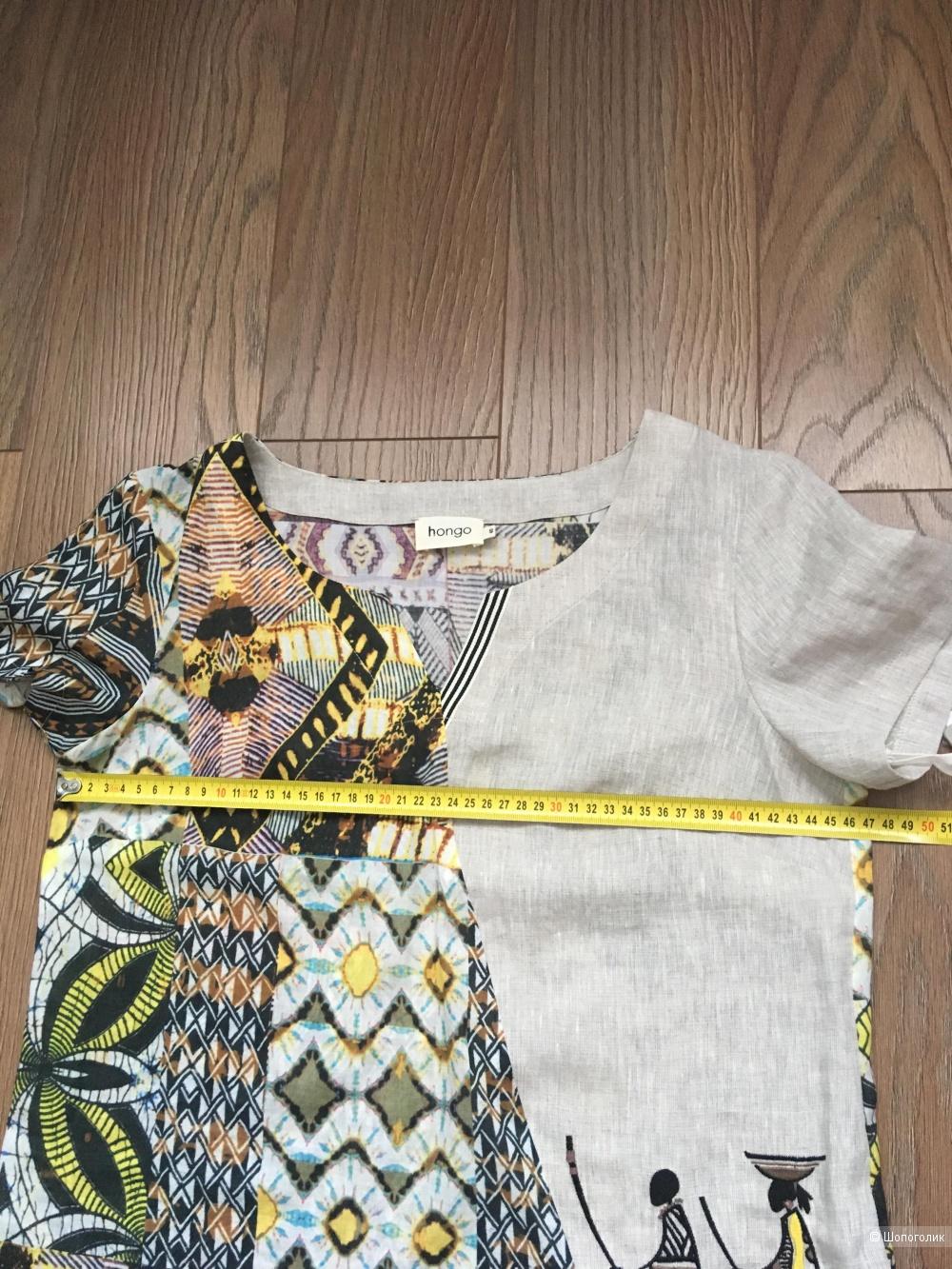 Блузка hongo размер 44