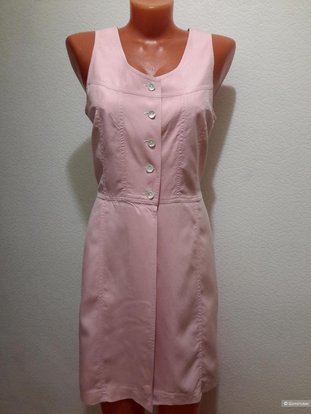 Блуза APRIORI из 100% шёлка,  размер 42/44