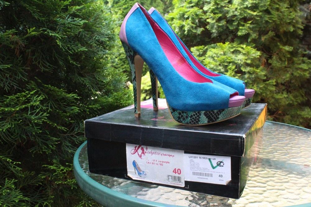 Открытые туфли Romika Ladystar  39-40 р