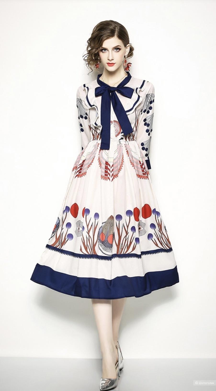 Платье Body and dress, размер L