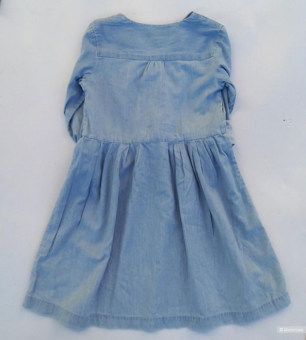 Платье  DENIM Co'  122см
