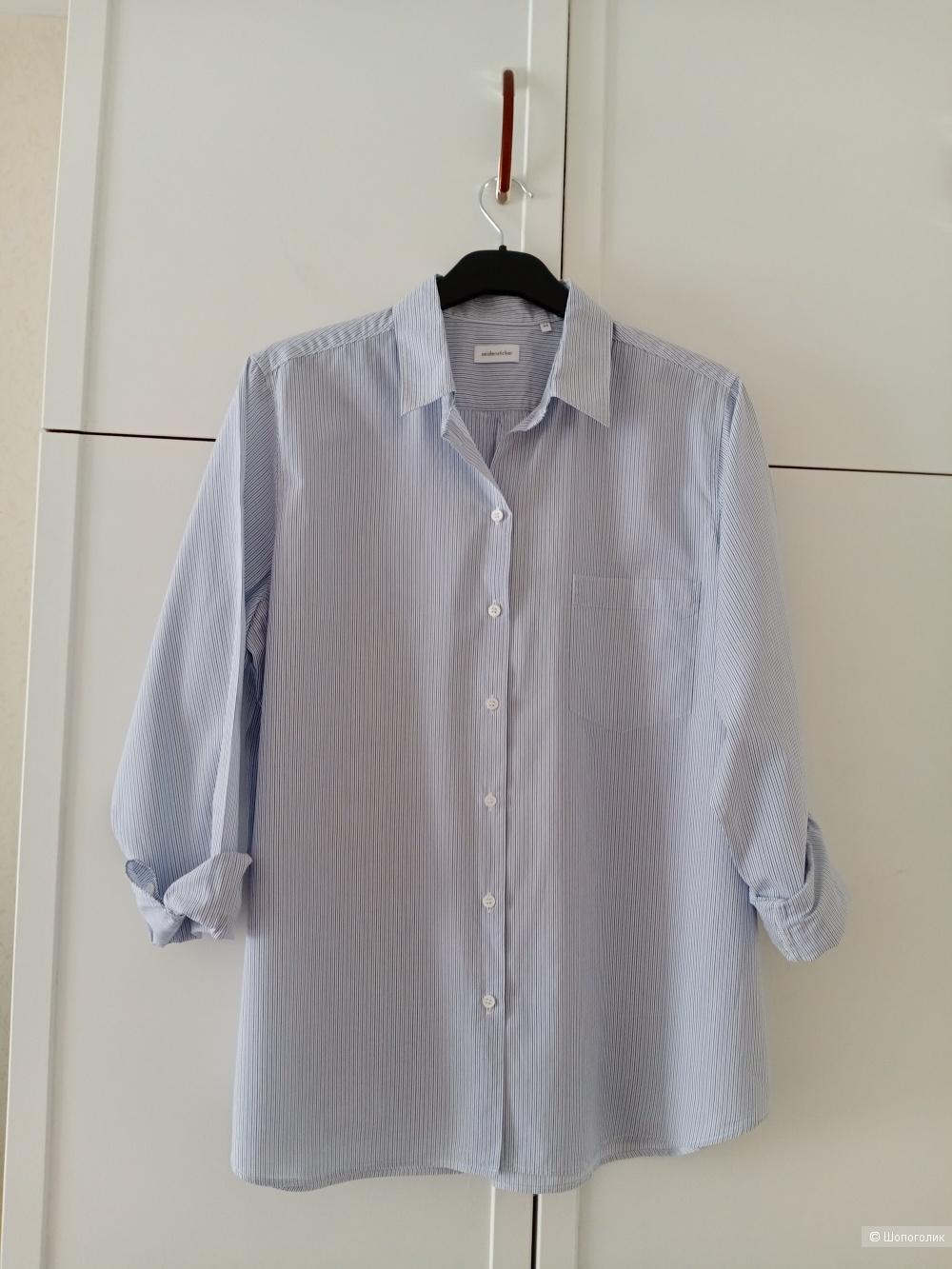 Рубашка, блуза Seidensticker, 48-50