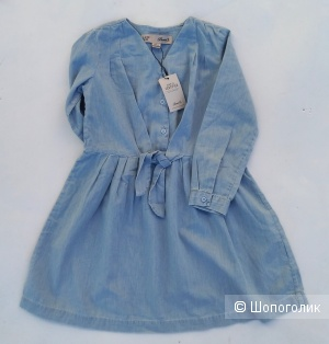 Платье  DENIM Co'  116 см