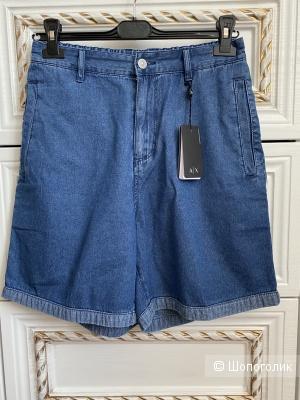Джинсовые шорты Armani Exchange 44-46