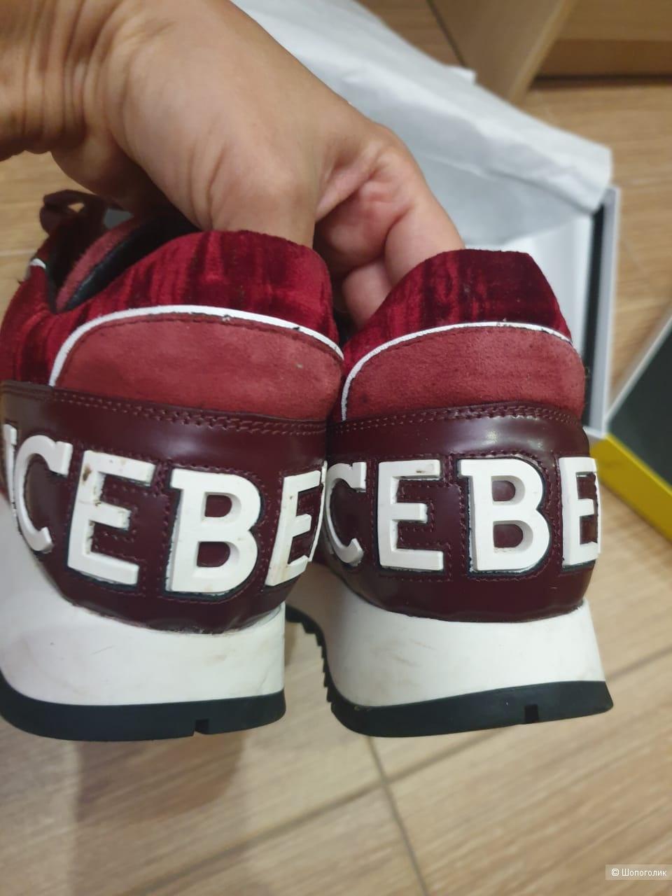 Кроссовки ICEBERG, размер 36