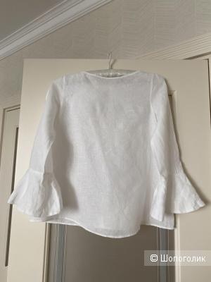 Блузка massimo dutti, p 44