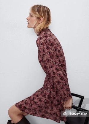Zara платье р.42-44