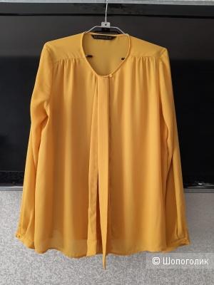 Блузка Zara размер 46