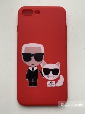 Чехол Karl Lagerfeld для iPhone 7+/8+