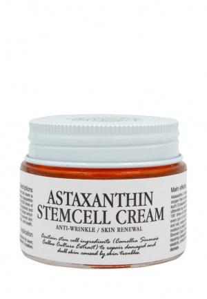 Омолаживающий гель-крем со стволовыми клетками Graymelin Astaxantin Stemcell Anti-Wrinkle Gel Cream