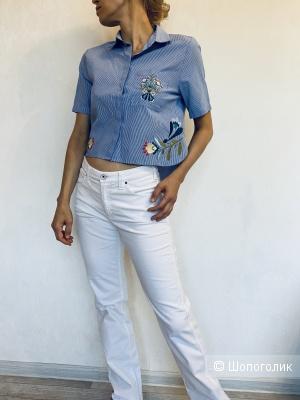 Блуза - Рубашка Zara S- M (44-46)