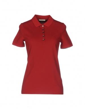 Женская рубашка поло BURBERRY, размер L, на рос. 46-48
