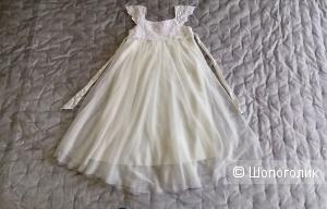 Платье Monsoon 6-7 лет