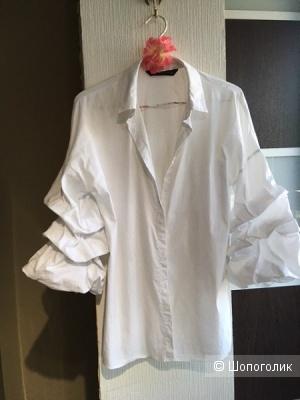 Рубашка Zara / XS