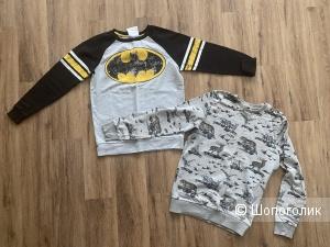 Комплект толстовок Batman, H&M, размер 12 лет