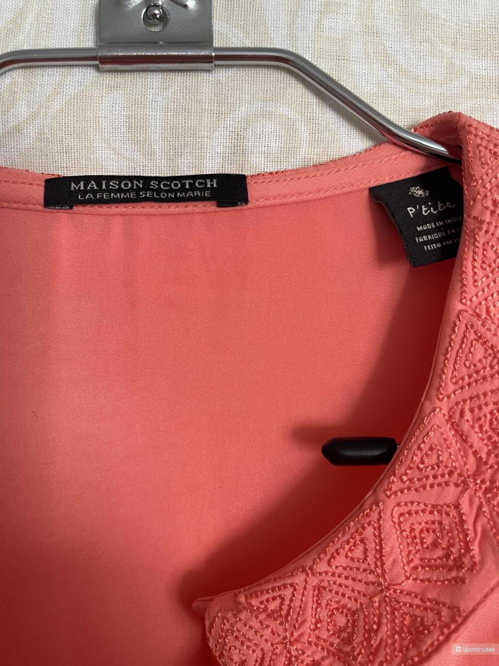 Блузка Maison Scotch размер 44
