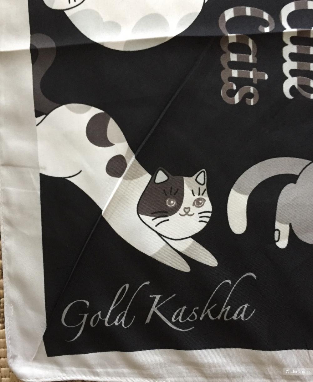 Платок Gold Kaskha 94 x 94 см