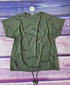 Женская футболка р.48-50-52