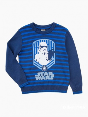 Свитер на мальчика Star Wars. Р. 146 на 130-140