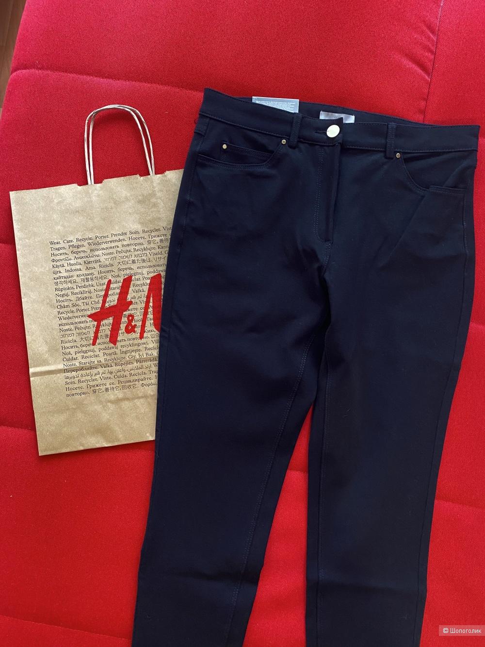 Брюки H&M, размер 38