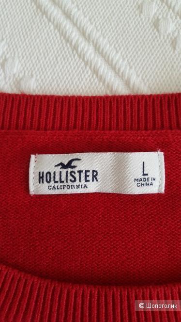 Джемпер Hollister, размер 48+-.