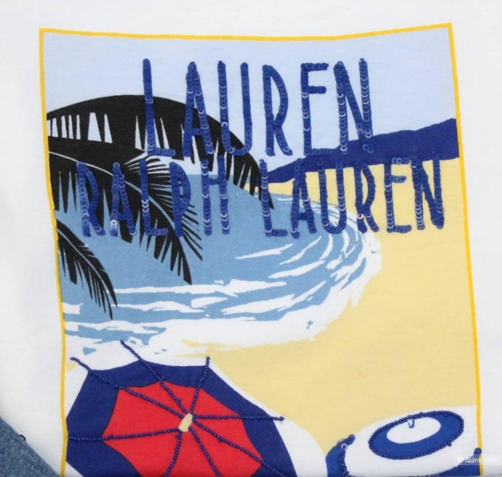 Футболка  Ralph Lauren размер L