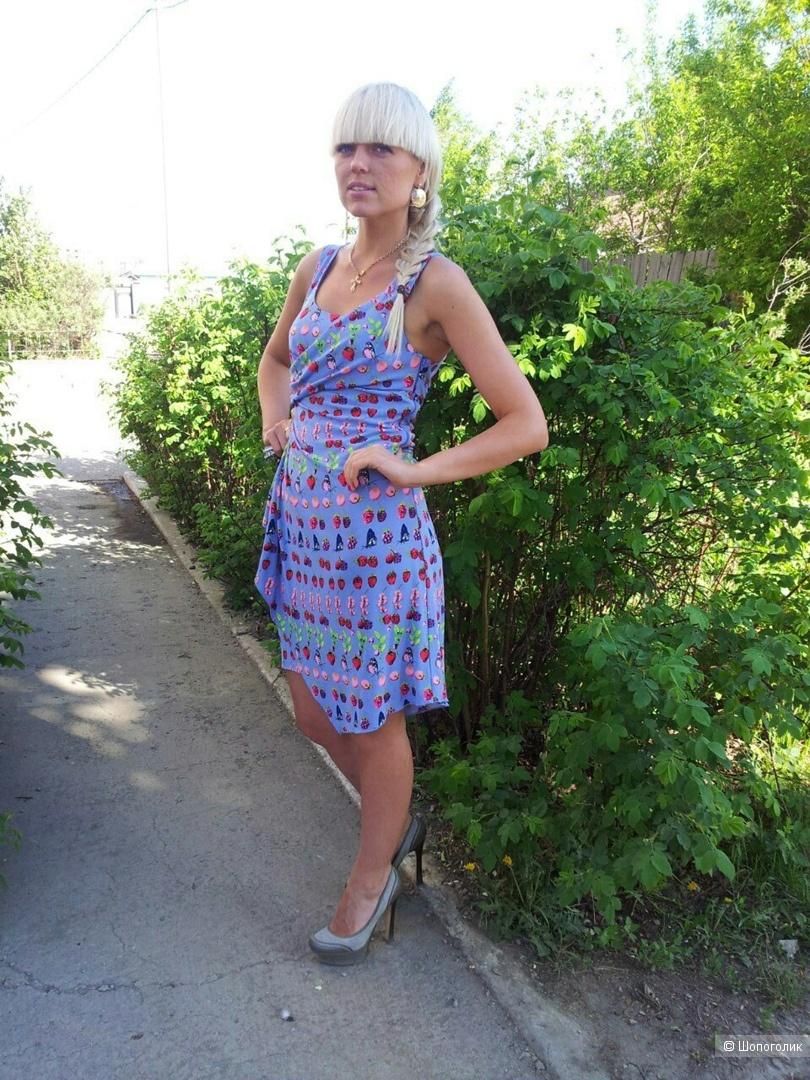 Платье VERSACE, размер eu 36, uk10