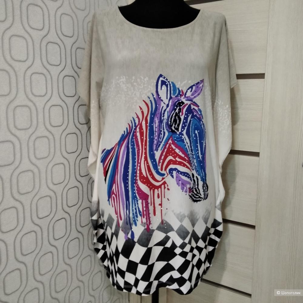Блузка Modern Times,размер 46-48
