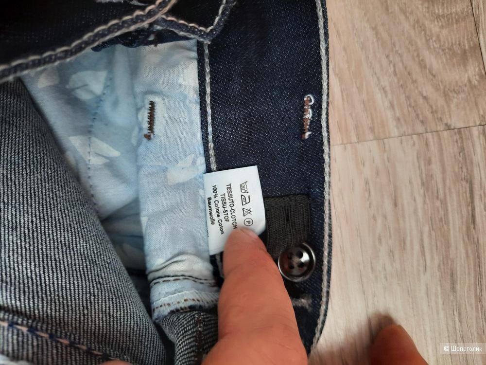 Детские джинсы Tommy Hilfiger, р-р 122