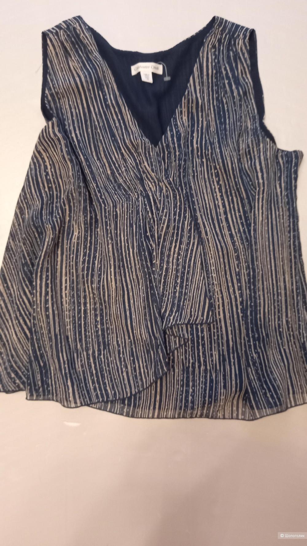 Блуза coldwater creek,размер 50-52