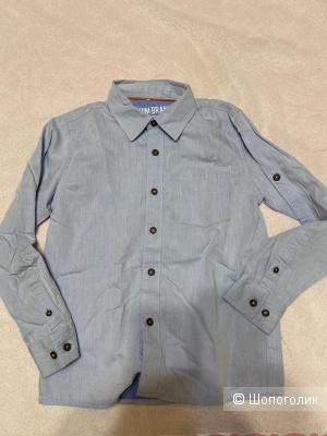 Рубашка на мальчика Name it, 7-8 лет, р. 122-128