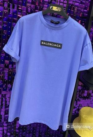 Женская футболка Balenciaga р.42-46