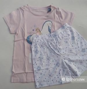 Пижама Disney 110-116 cm