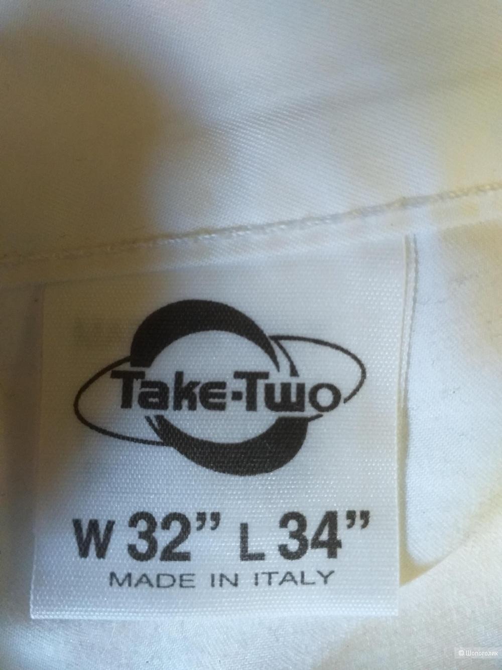 Брюки Take Two, L32 W34