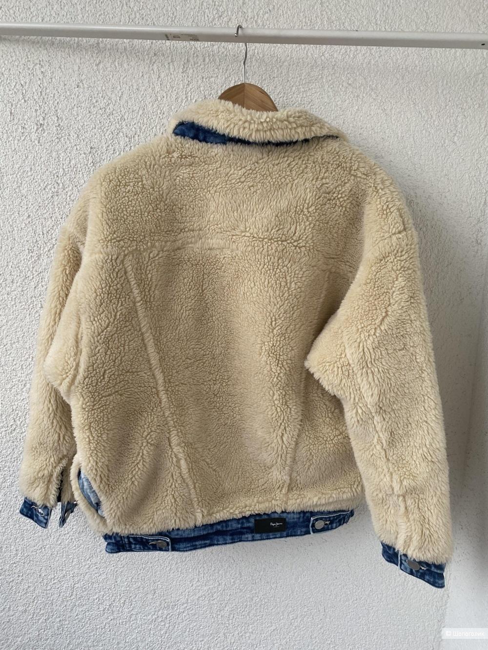 Шерстяной Бомбер Pepe Jeans, pp Xs-S