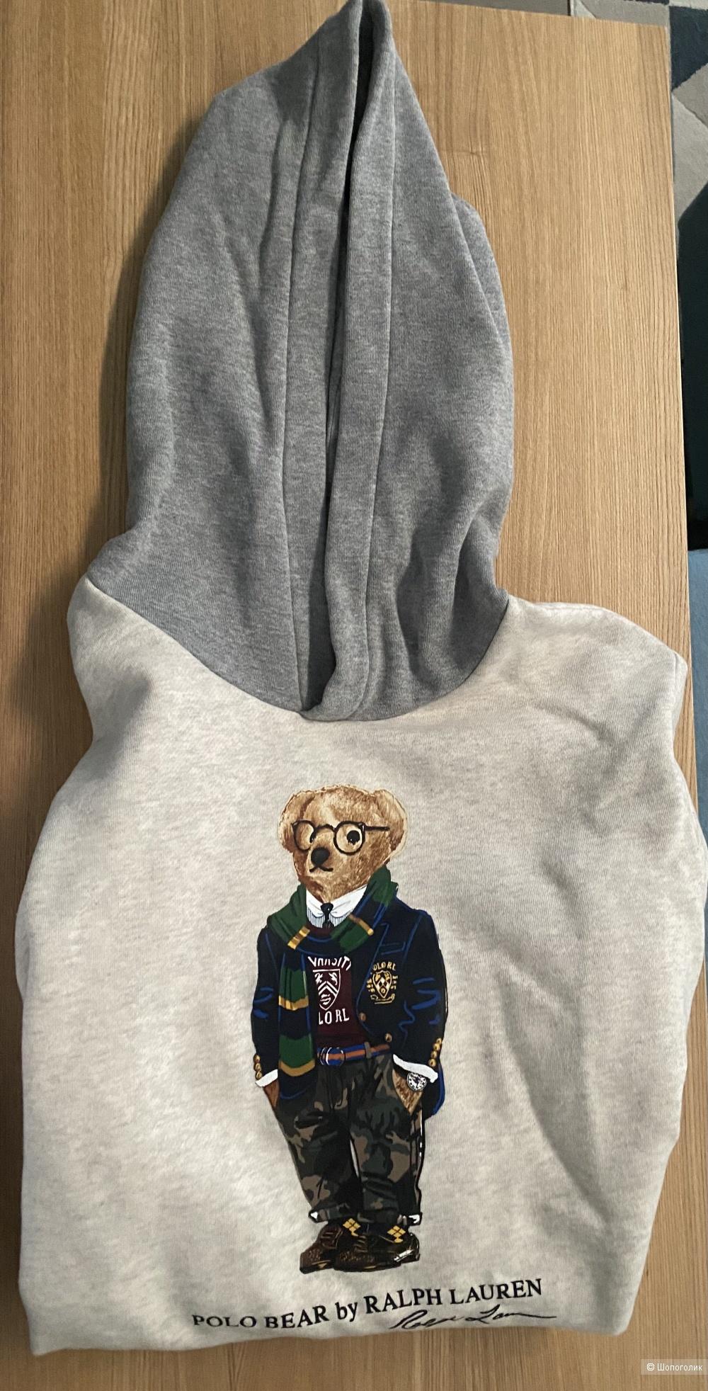 Худи Polo Bear Ralph Lauren р. 42-44-46