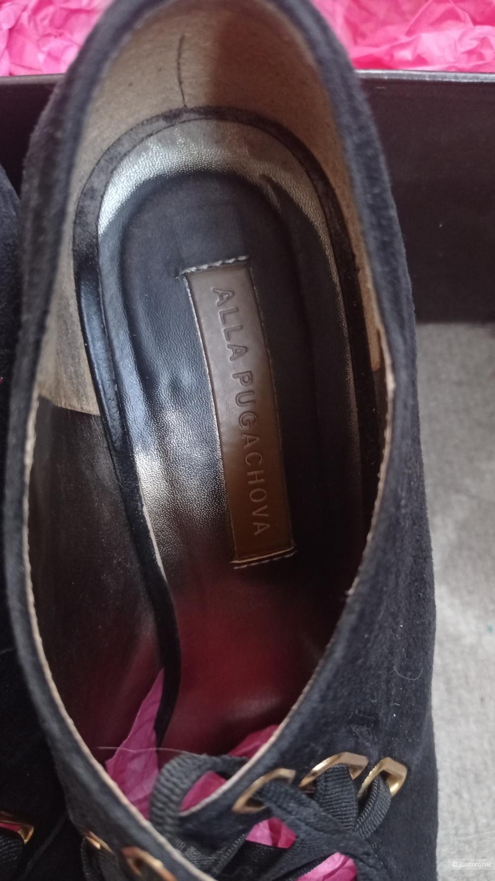 Alla Pugachova туфли/ботильоны 38 размер