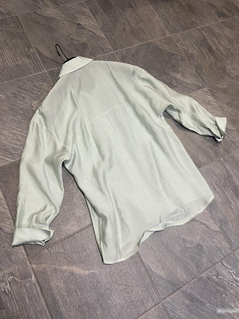 Рубашка lime размер от xs до m