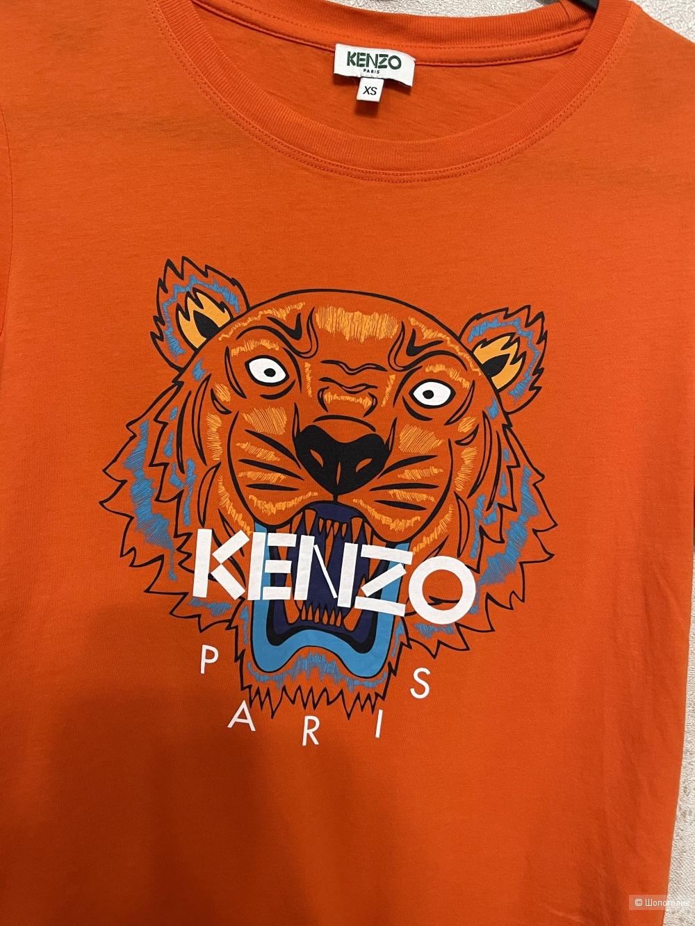 Футболка Kenzo размер 40/42