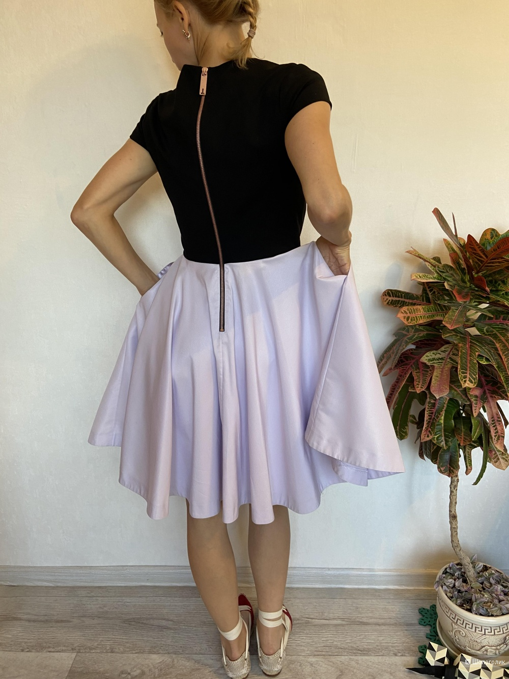 Платье Ted Baker размер 2 (42-44)