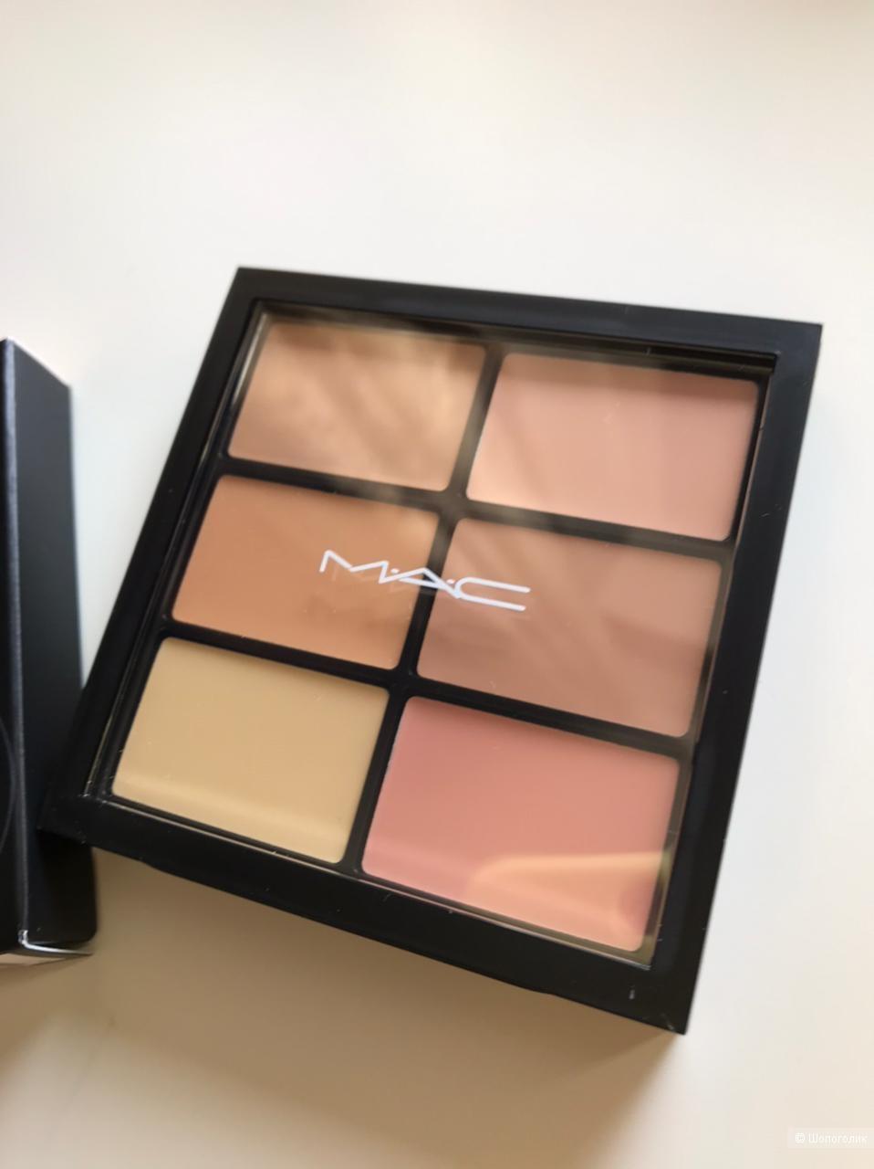 Палетка для коррекции лица от MAC