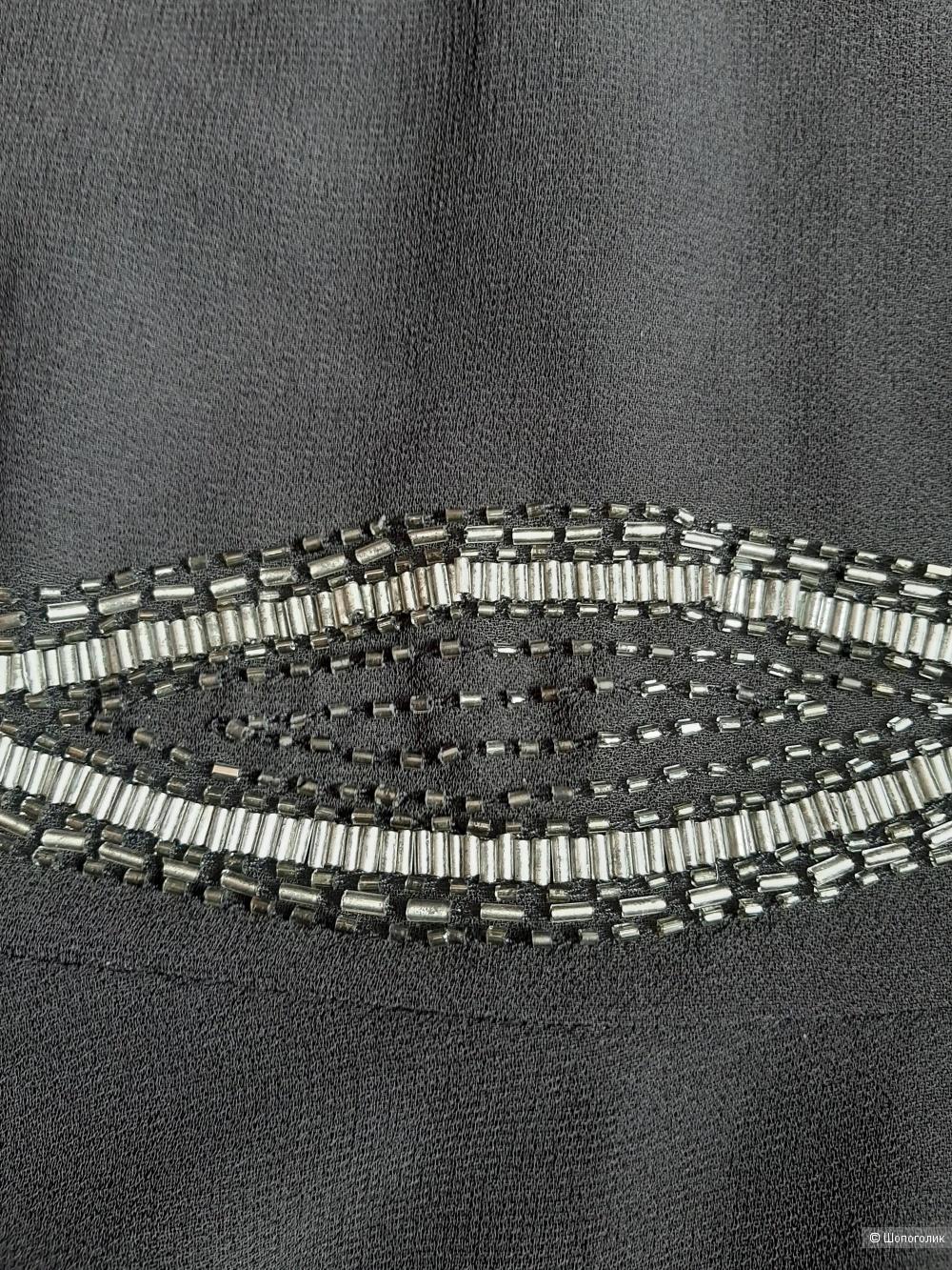 "Блузка ""Zebra"" ,размер 46-48."