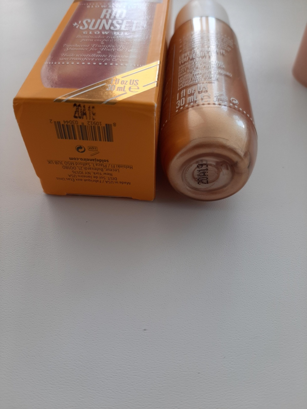 Масло для лица и тела Sol de Janeiro 30 ml